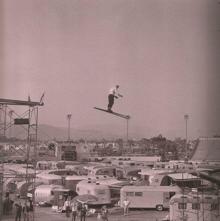 A Vintage Trailer Show Daredevil