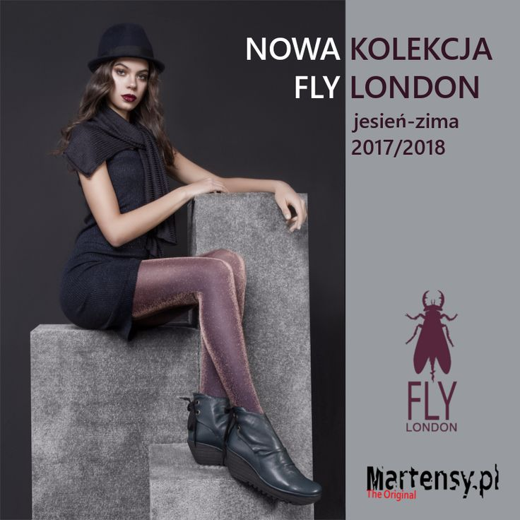Dużo nowości w naszym sklepie. Zapraszamy do zapoznania się z nową kolekcją Fly London.