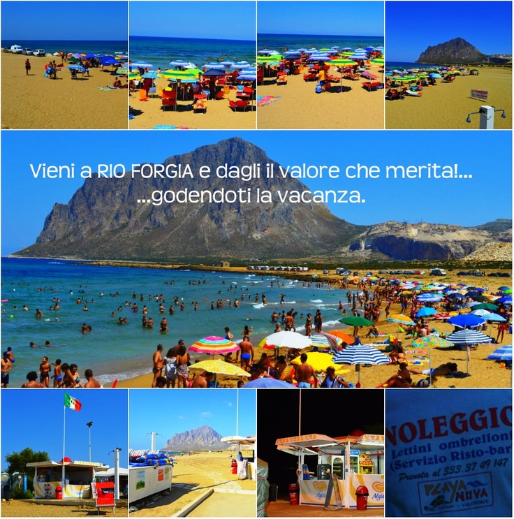 Rio Forgia - Playa Nova | Valderice (Trapani )
