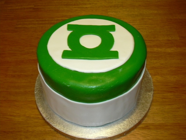 Green Lantern Cake Decorating Kit : 77 best images about Father s Day Cakes on Pinterest Art ...