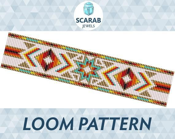 Berühmt 206 best Bead Loom Patterns images on Pinterest | Loom beading  SH41