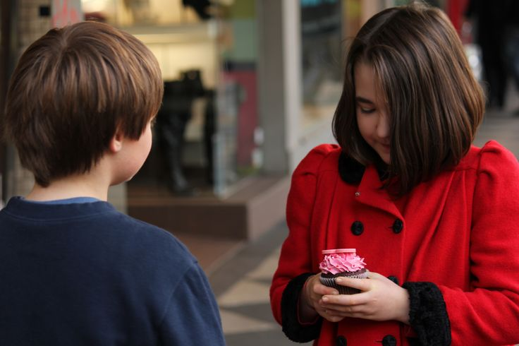 Film still from Cupcake