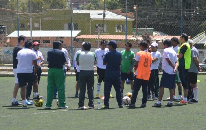 Entrenadores de fútbol destacan nivel de formación del proyecto Bolivia 2022 | Radio Panamericana