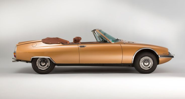 Citroën SM Cabriolet: The most beautiful Maserati ever? | Classic Driver Magazine