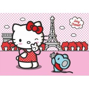 Hello Kitty poszter (360 cm x 254 cm)
