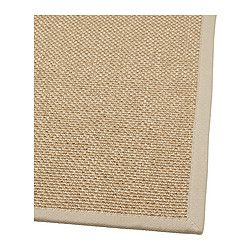 """EGEBY Rug, flatwoven - 4 ' 4 """"x6 ' 5 """" - IKEA - $79.99... Hmm, the DIY i could do with this one..."""