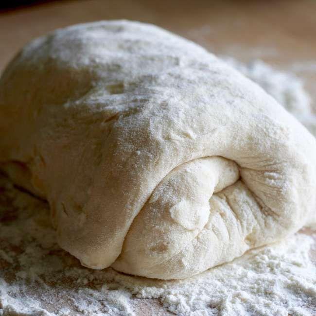 chleb francuski surowy