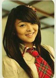 Bikin melting - Jeje with her smile :)