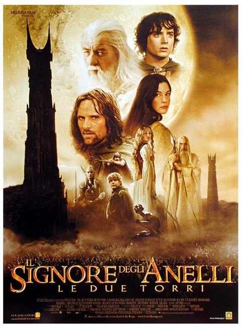 Il Signore degli Anelli. Le due Torri (2002)   FilmTV.it