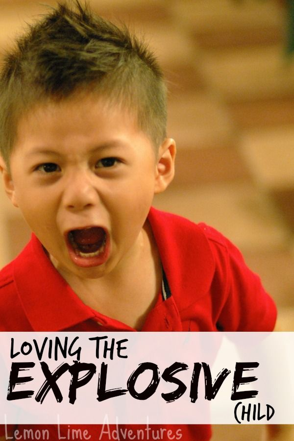 Loving The Explosive Child: A real life story of one mom's experience and what she tried. #SPD
