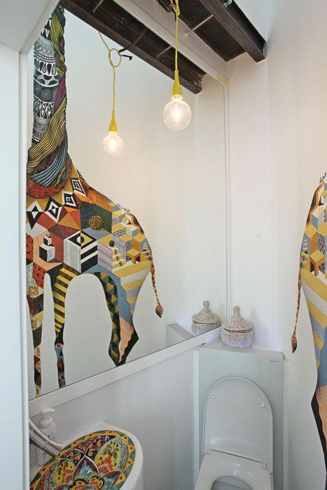 O casă restaurată din Cluj te surprinde cu interiorul contemporan