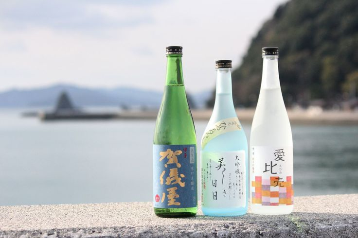 Ehime sake. Join us in March for the Certified Sake Sommelier Course in Matsuyama #sake #sommelier #course