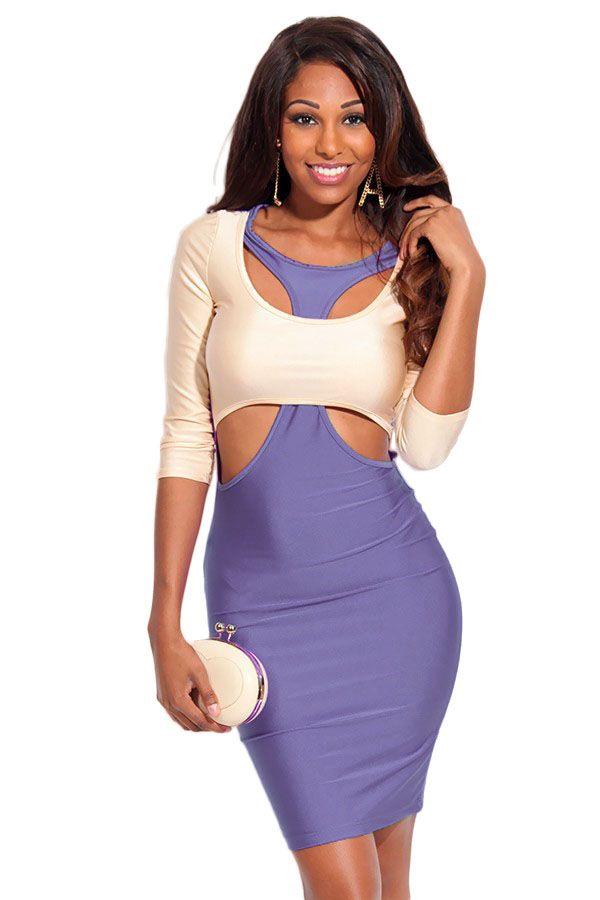 Mejores 103 imágenes de Bodycon Dresses en Pinterest | Vestidos de ...