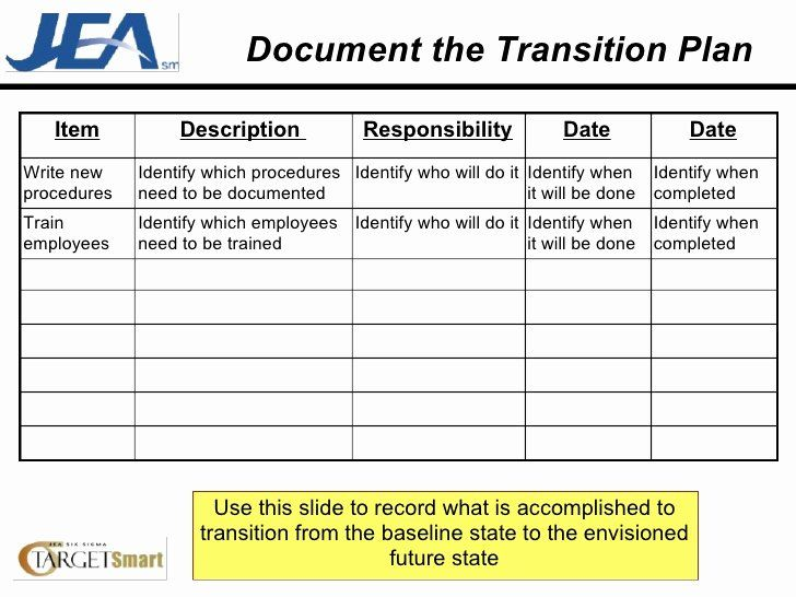 Job Transition Plan Template New Transition Plan Template How To Plan How To Memorize Things Life Plan Template