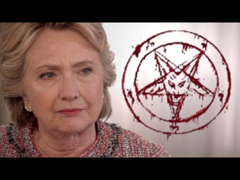"Hillary Clinton ""Spirit Cooking"" Satanic Ritual..also research pizzagate...welcome to the real world☠️😡😡😡😤😓"