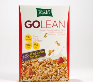 The Truth About Your Natural Cereal. A 2011 report found a popular Kashi GOLEAN cereal was loaded with GMOs, and now the company is making moves to clean up its act.: Golean Cereal Flats, Food Recipes, Health Food, Kashi Golean, Healthy Diet, Healthy Eating, Healthier Food, Healthy Food, Eating Healthy