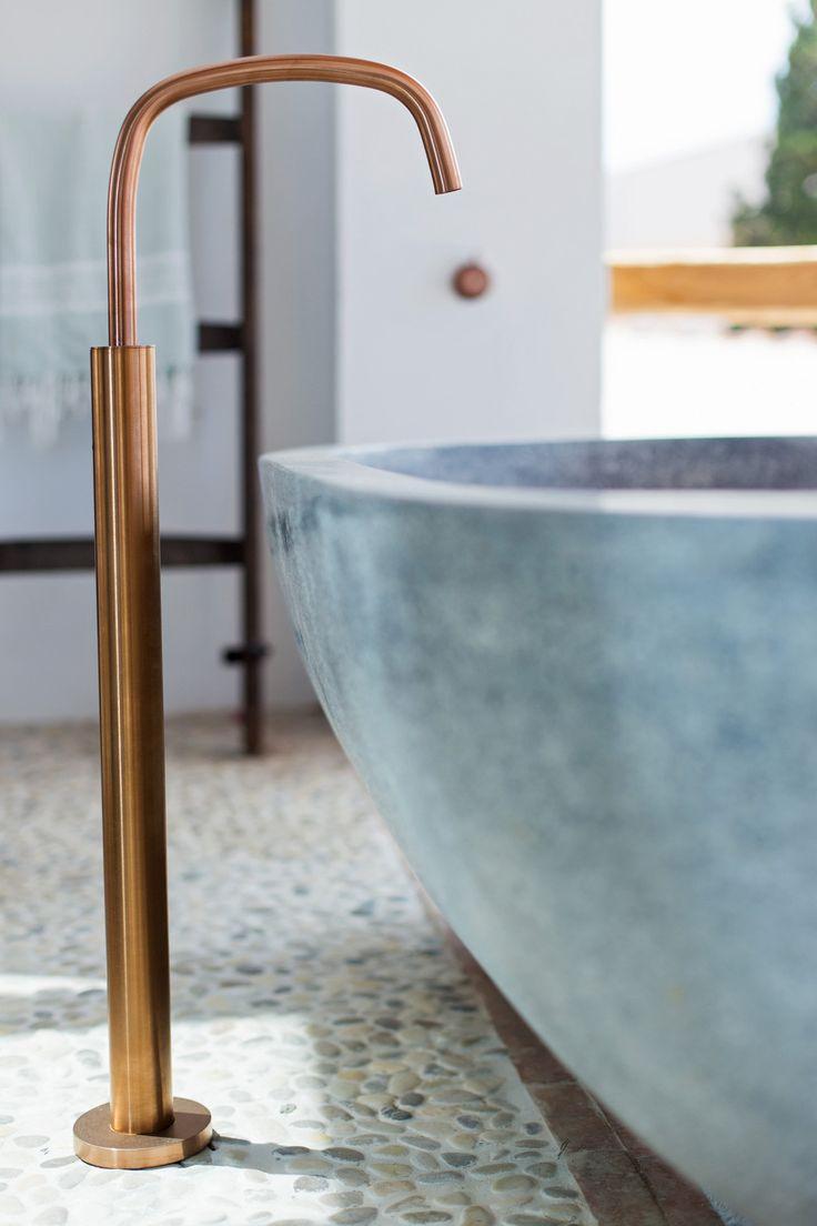 212 best TAPS images on Pinterest   Black kitchen taps, Arquitetura ...