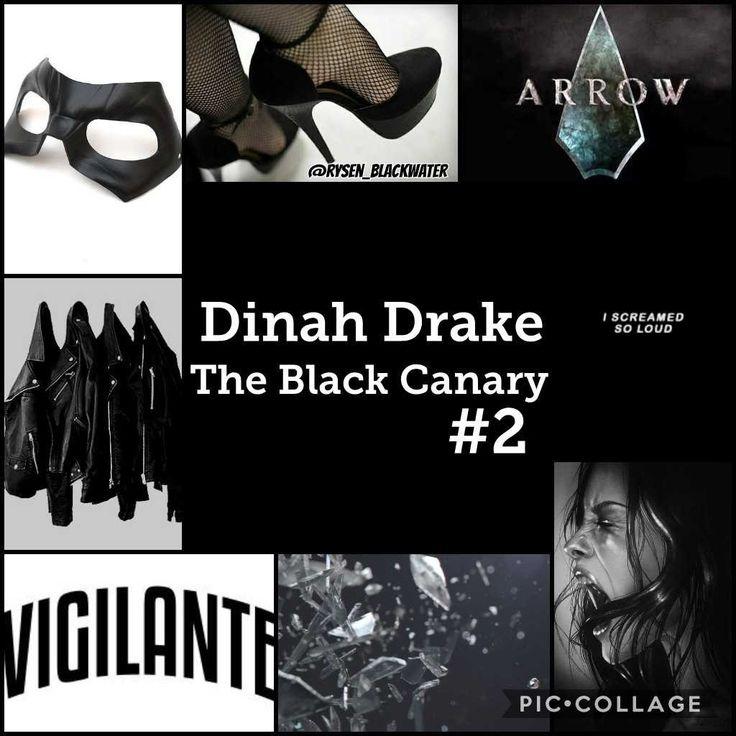 Dinah Drake (Arrow) @rysen_blackwater on Instagram