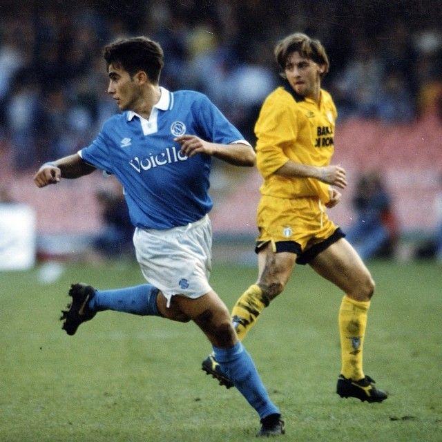 Memories 93/94 with Giuseppe Signori #Padgram