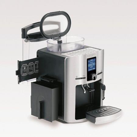 KRUPS EA826E se dovedeşte a fi un aparat de cafea automat, calitativ şi modern, capabil să prepare în cel mai scurt timp posibil o băutură autentică, delicioasă şi aromată. Se pare a fi un espressor …