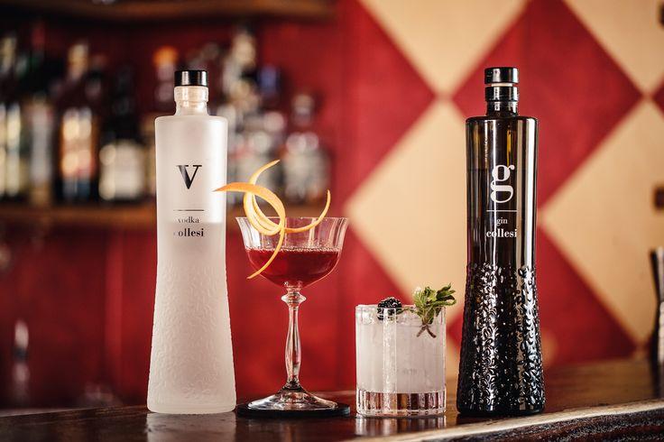 """I drink dell'estate firmati Collesi - Ecco la ricetta di """"Romeo e Giulietta"""": gli esclusivi cocktail a base di Gin e Vodka Collesi, rinomata distilleria di Apecchio (nelle Marche). - Read full story here: http://www.fashiontimes.it/2017/06/drink-estate-firmati-collesi/"""