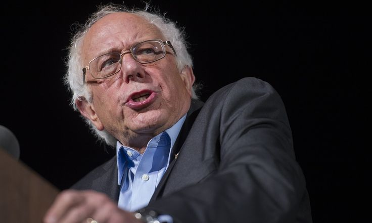 Democratic presidential candidate accuses Super Pac associated with Hillary Clinton of crude slur after it reportedly criticised his support for Jeremy Corbyn
