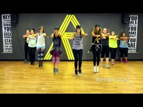 """""""The Weekend""""    Northie    Remix    WARM UP    fitness    REFIT® Revolution - YouTube"""