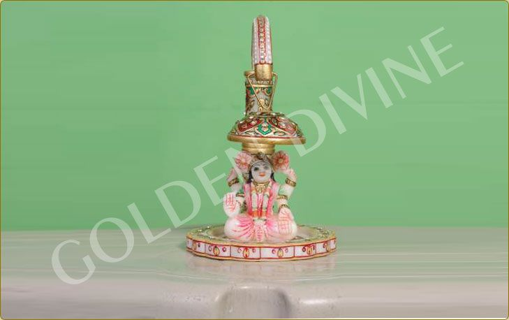 Marble handicrafts statues