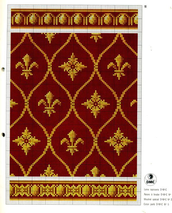 Gallery.ru / Фото #76 - Схемы для сумочек и кошелечков - igolozka
