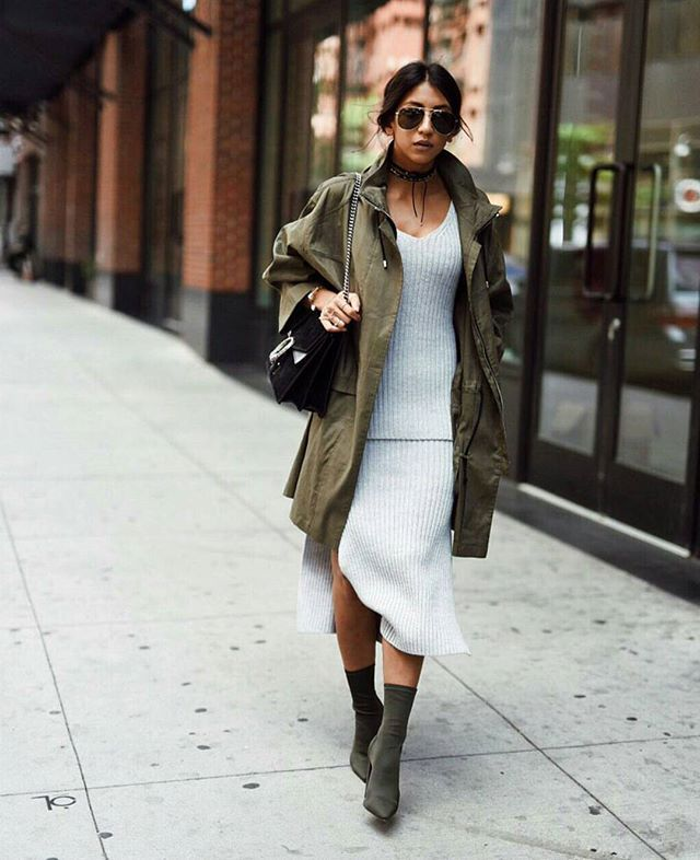Via @modeblogg  Inspiring outfit by @notyourstandard