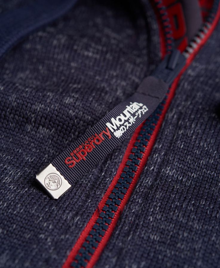 Superdry Sudadera con capucha y cremallera Storm - Sudaderas con capuchas para Mujer