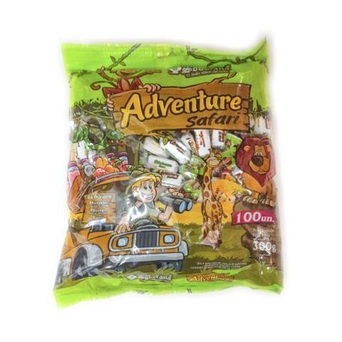 Caramelos Safari Bolsa 300gr (100un) - Barata La Golosineria