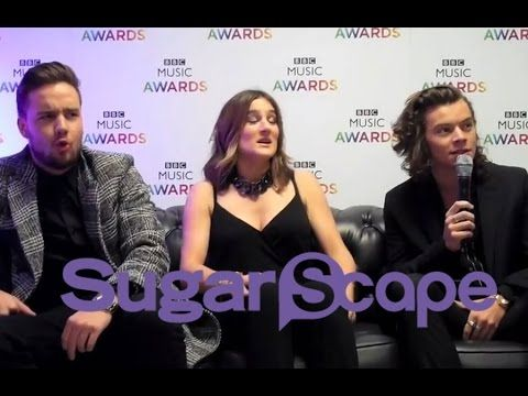 Harry Styles addresses Barack Obama dating rumours at the BBC Music Awards 2014