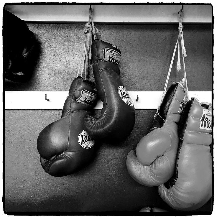 Boxing at Leons Boxing Gym with Ester van den Bosch #black ...