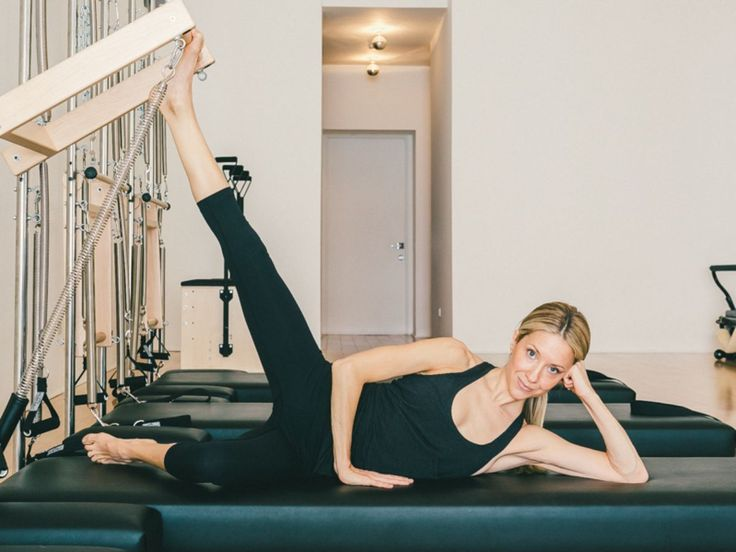 a complete guide to conquering pilates machines - Pilates Reformer Machine