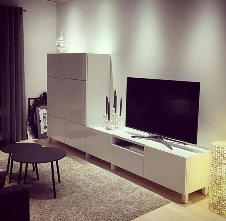 die besten 25 moderne fernsehschrankwand ideen auf pinterest modernes fernsehzimmer moderne. Black Bedroom Furniture Sets. Home Design Ideas