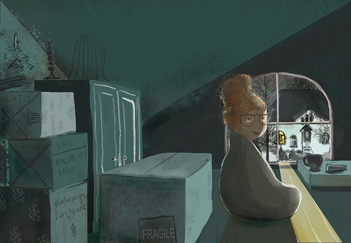 Ania Simeone's illustration