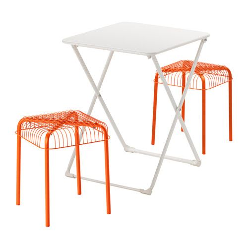 $ 54.97 HÄRÖ / VÄSTERÖN Table and 2 stools, outdoor IKEA The materials in this outdoor furniture require no maintenance.