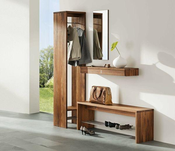 Luxuriöse Holzmöbel Für Den Flur
