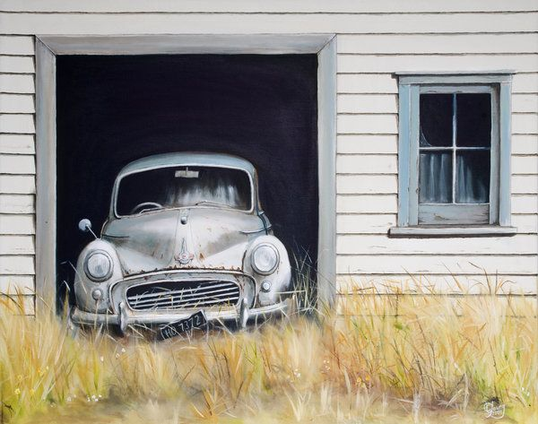 Graham Young, Artist