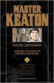 Master Keaton nº 04 | PlanetadeLibros.com