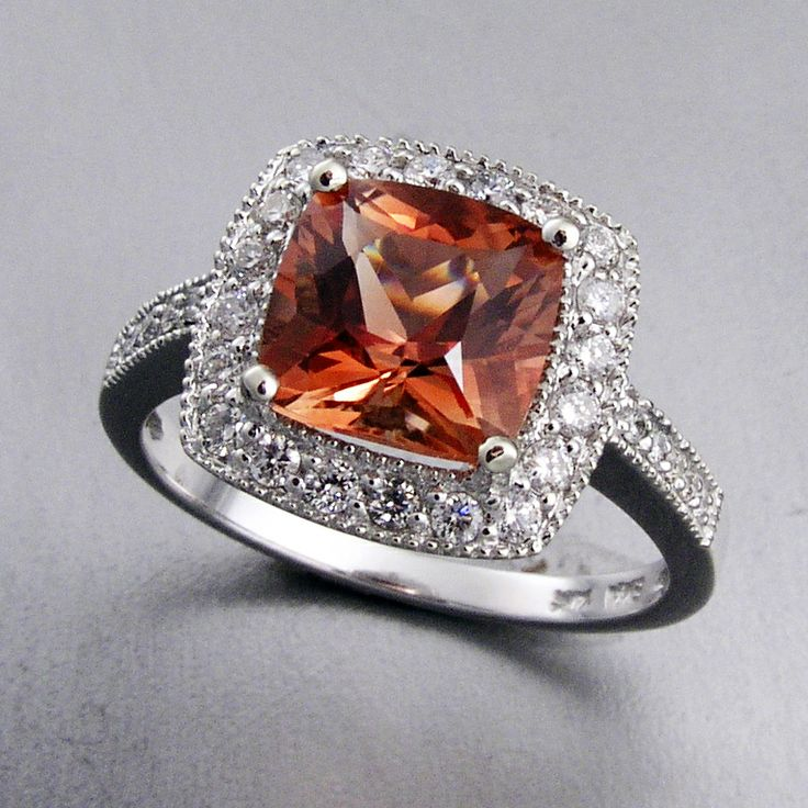 17 Best Images About Sunstone Bridal On Pinterest  Halo. Igi Diamond. Pink Lockets. Man Rings. Silver Earring. Work Wedding Rings. Cool Anklets. Mens Ring Emerald. Adjustable Chains