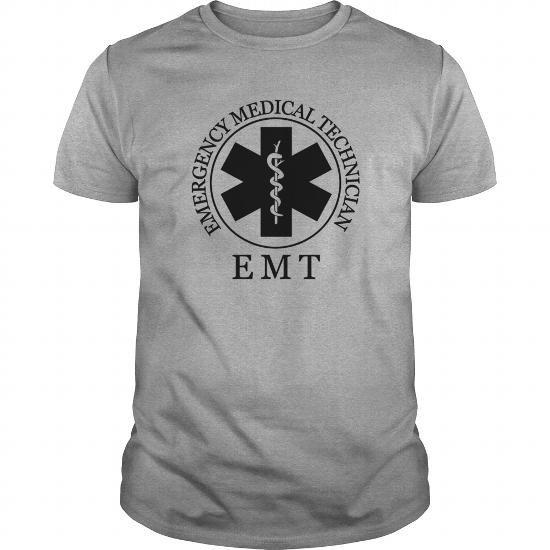 I Love EMT Fire department Shirt T-Shirt