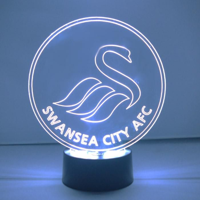 Check out a new product in our Store: Football Club Bad... Go check it out  http://suave-petal.myshopify.com/products/football-club-badge-crest-handmade-led-acrylic-light-swansea-city?utm_campaign=social_autopilot&utm_source=pin&utm_medium=pin