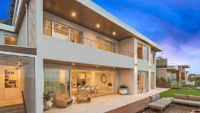 David Warner and Candice Falzon to sell South Coogee house to focus on building dream home #forsale #realestate #property