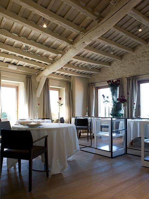 Can Jubany  restaurant, Vic, Barcelona