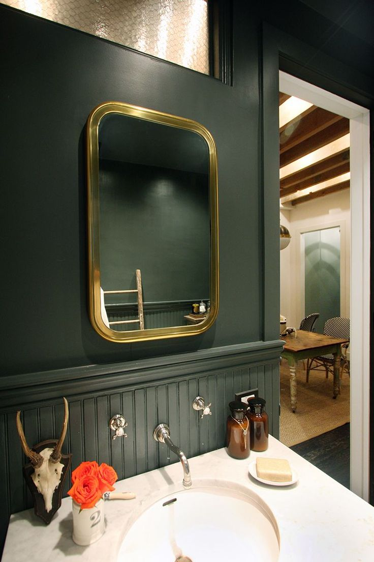 17 best ideas about dark green bathrooms on pinterest for Bathroom ideas victoria bc