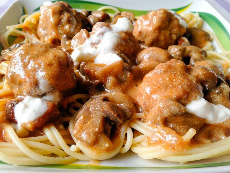 Bakonyi húsgombóc spagettivel - bien.hu - Életem gardróbja