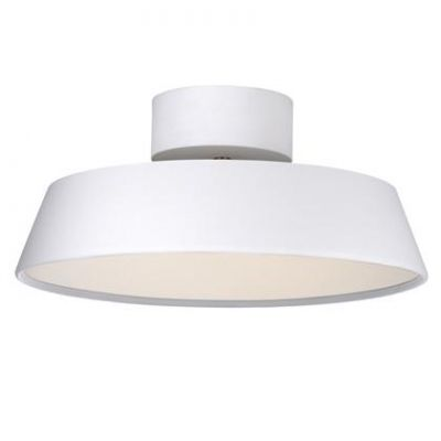 Alba LED taklampe - Hvit