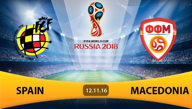 Spain vs Macedonia Prediction